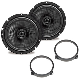 Ampire CD165 16,5 cm 2 Wege Koaxial System + Adapterringe